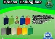 Bolsas, morrales promocionales ecologicos