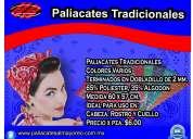 Paliacates tradicionales economicos