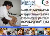 Diplomado en tecnicas de masajes