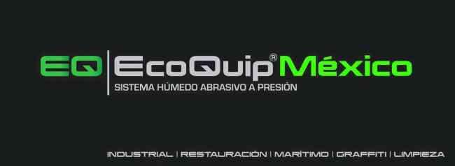 LIMPIEZA  ANTICORROSIVA CON EQUIPO BLASTING HUMEDO MCA ECOQUIP