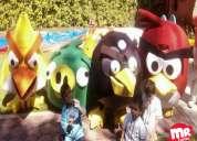 Show de los angry birds en puebla para tu fiesta