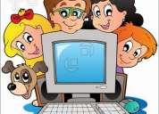 Cursos de computaciÓn para niÑos!!