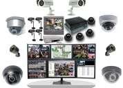 Venta instalación y mantenimiento de camaras de seguridad y videovigilancia tonanitla