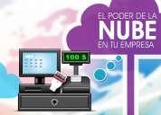 Software multisucursal de administración y gestión de ventas desde la nube…incluye aplicación m