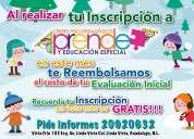 Centro psicopedagogico y educacion especial aprende