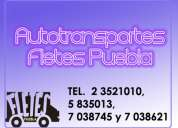 Mudanzas-fletes y trasportes