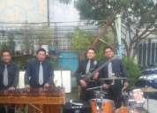 Marimba,servicio musical 5305-4999 aqui