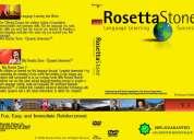 Aprende un nuevo idioma con el curso #1 rosetta stone.
