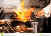 Empleo ofrezco para un cocinero
