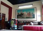 Traspaso tradicional cantina en el centro histórico