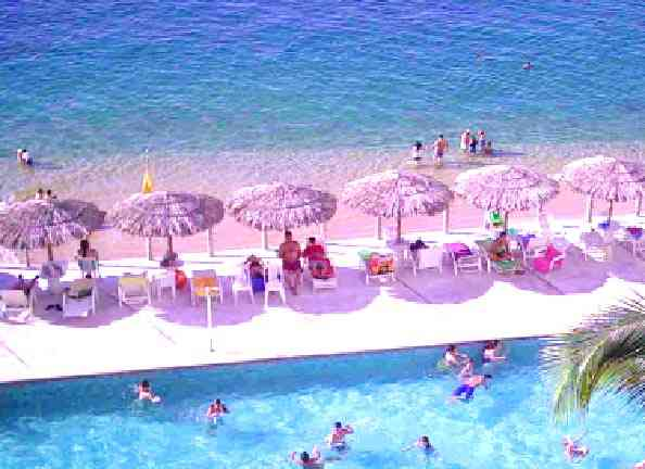 Acapulco Departamento **CON PLAYA** Sobre Playa Condesa y Extraordinaria Vista