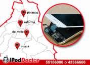 Ipod doctor - reparacion de equipos apple