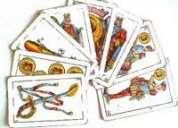 Armonizar y lectura de cartas