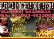 Sacerdote maya guia espiritual de samayac guatemala