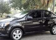 Chevrolet Aveo lt Gasolina