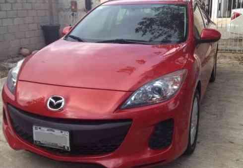 Vendo Mazda 3 touring automático 2.0 lts.