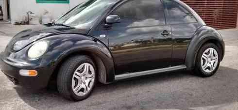Precioso vw new beetle -2000,Buen estado!