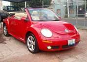 Vendo beetle convertible -2008