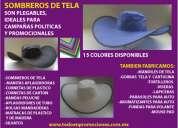 Gorras para campaÑa envio a tamaulipas