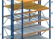 Racks industriales sistemas de almacenaje venta e instalacion en reynosa saltillo monterrey