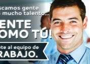 Urgen promotores-promotoras ¡¡contratacion inmediata!!