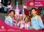 Fiestas para niños