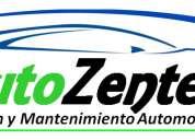 Lavado de autos y mantenimiento automotriz