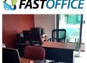Renta de oficinas ejecutivas de primer nivel en excelente zona!!!