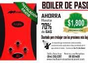 Boiler en apodaca