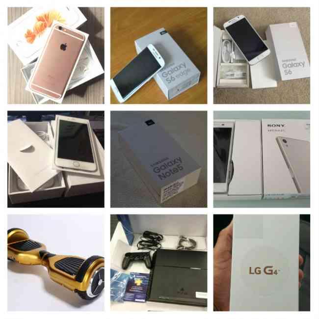 Apple iPhone 6S,6S+,Samsung S6,S6 EDGE