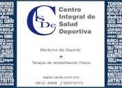 Holfer Clínica del Deporte SA de CV
