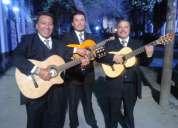 Trio romantico músical en méxico