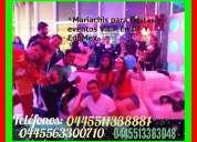 Mariachis en cuajimalpa para eventos - 53582672 - serenatas 24hrs mexico df