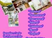 Agencia de colocaciones de sirvientas 36931111