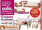 Muebles de madera en tulancingo