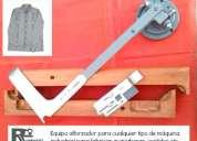 Alforzadoras para máquinas de coser industriales  rodrÍguez