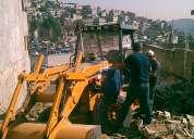 Demoliciones y excavaciones  sa de cv