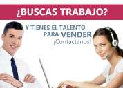 Vendedora / vendedor por internet