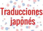 Traducciones de chino, japonés y coreano - aguascalientes - 2016