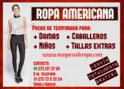 pacas de ropa americana michoacÁn