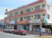 Hotel bien ubicado frente a central camionera.