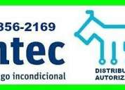 Equipos de intercomunicación y seguridad intec