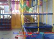 Juegos infantiles para salones y estimulación, diseñe el juego a su gusto, somos fabricantes