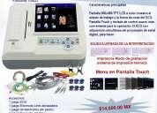 Electrocardiógrafo ecg 600g