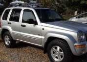 Excelente jeep liberty 4x4 piel q/c -2002