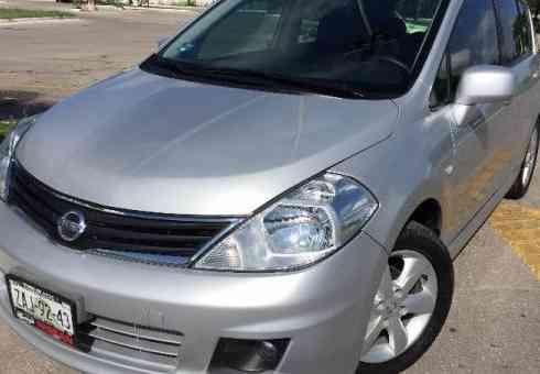 Nissan tiida hb edicion especial aut impecable .Contactarse!