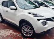 Vendo excelente nissan juke advance cvt navi -2015