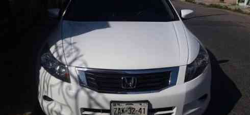 Excelente Honda Accord Ex 200 -2009