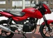 Vendo motocicleta bajaj pulsar 180 año -2010