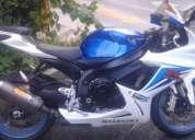 Excelente suzuki gsxr 600 cc excelente -2011
